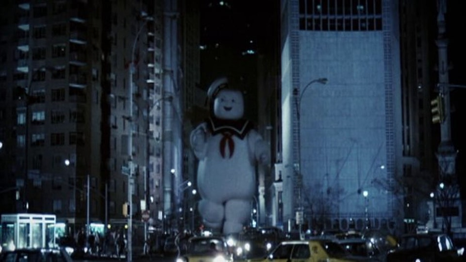 Comedy Central: Ghostbusters Promo