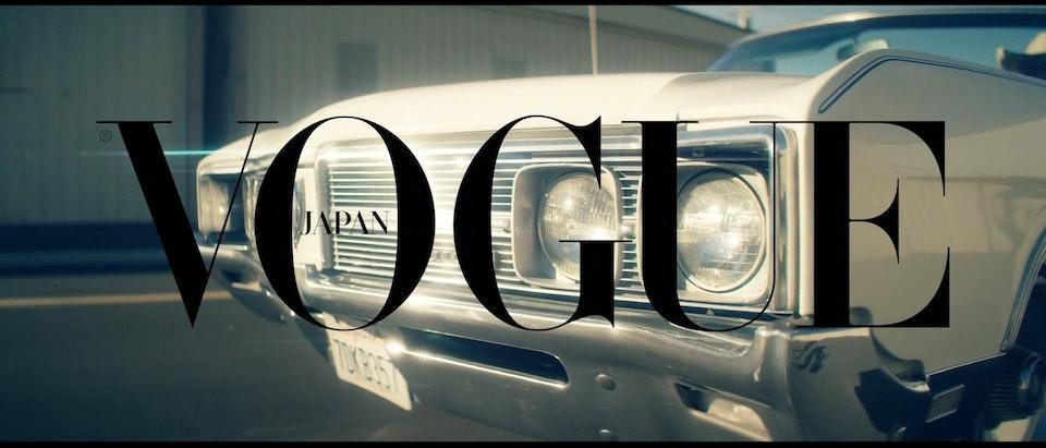 "Vogue Japan ""ROLA"""
