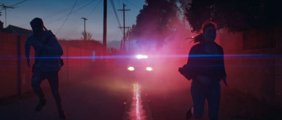 "Audi - ""Danger"" - Commercial"