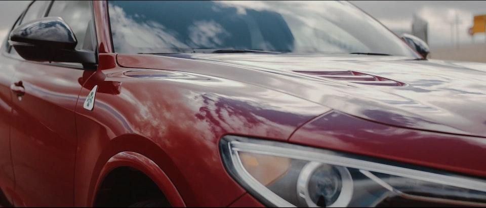 "Alfa Romeo - ""Wall Street Jornal Studios"""