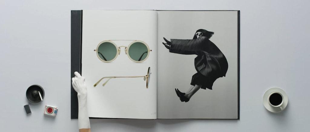 "Matsuda Eyewear - ""Du Present Au Futur"" Book"