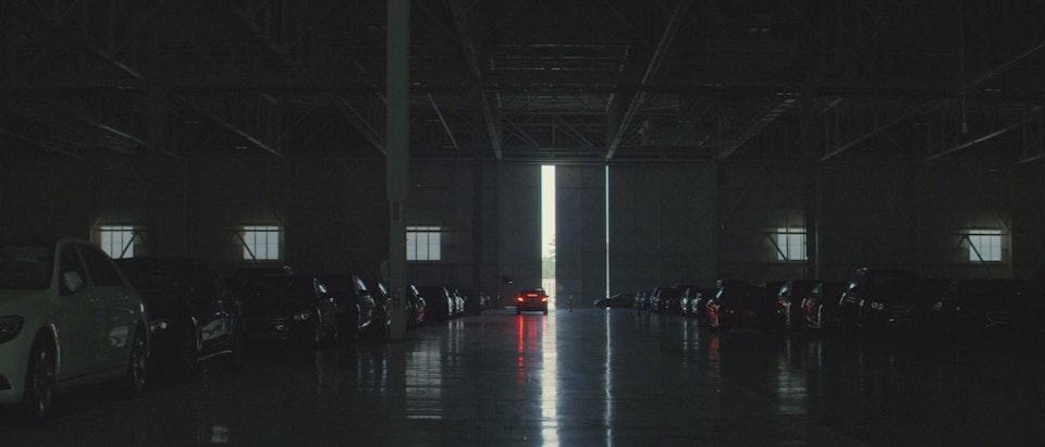 "Mercedes - ""Driving Toward Tomorrow"""