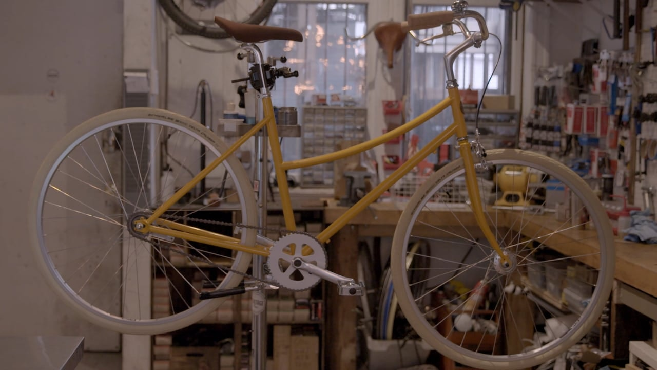 Making of a Heritage Bike