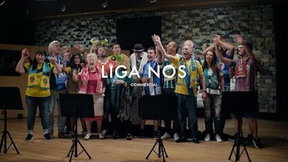 LIGA NOS - directed by andre cruz and joao rito, commercial for liga NOS