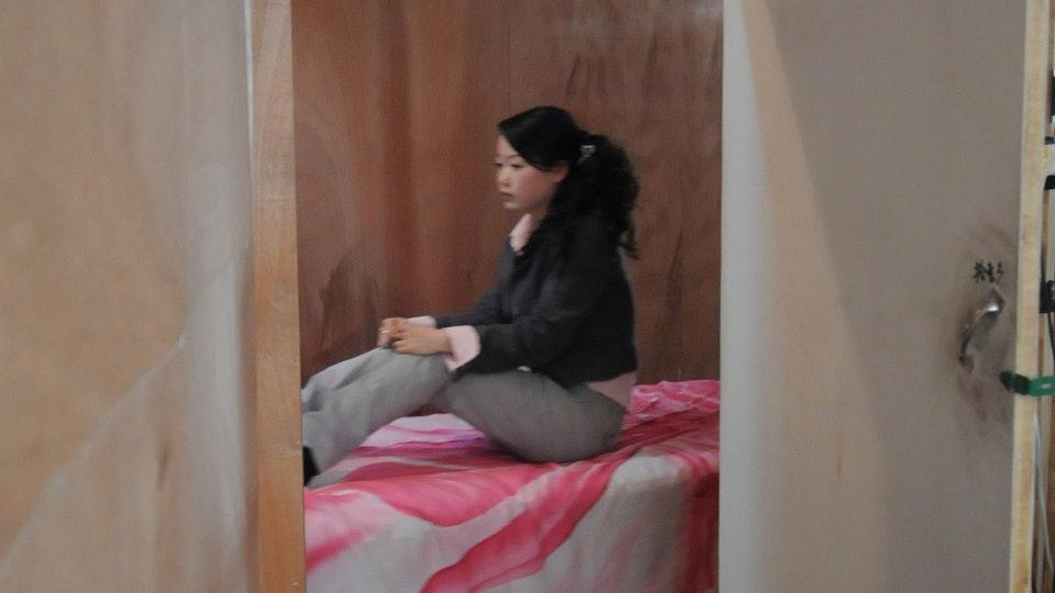 playwood dwelling, -