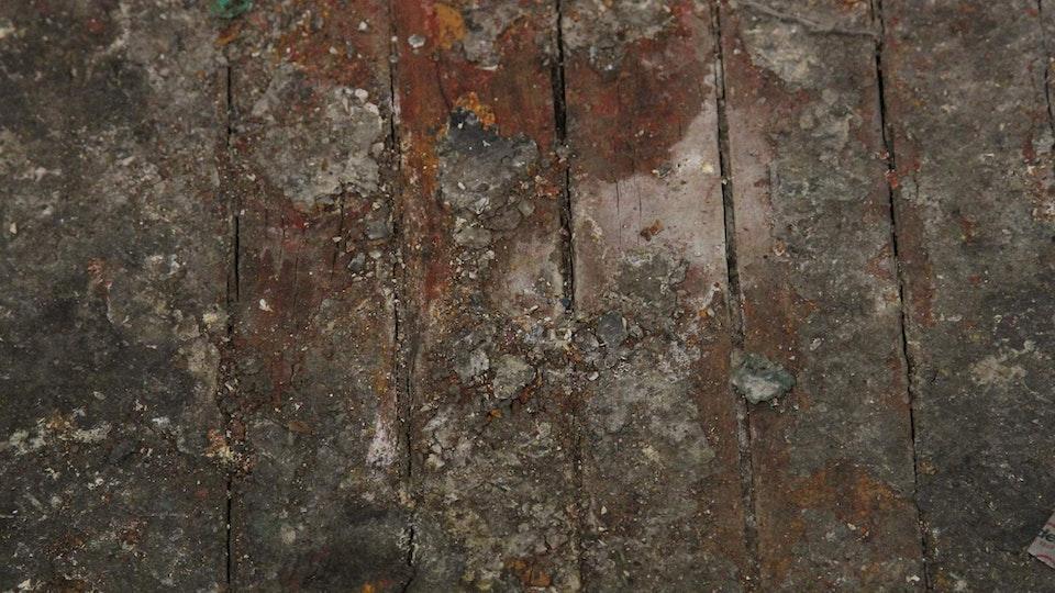 The silence of Mark Rothko -
