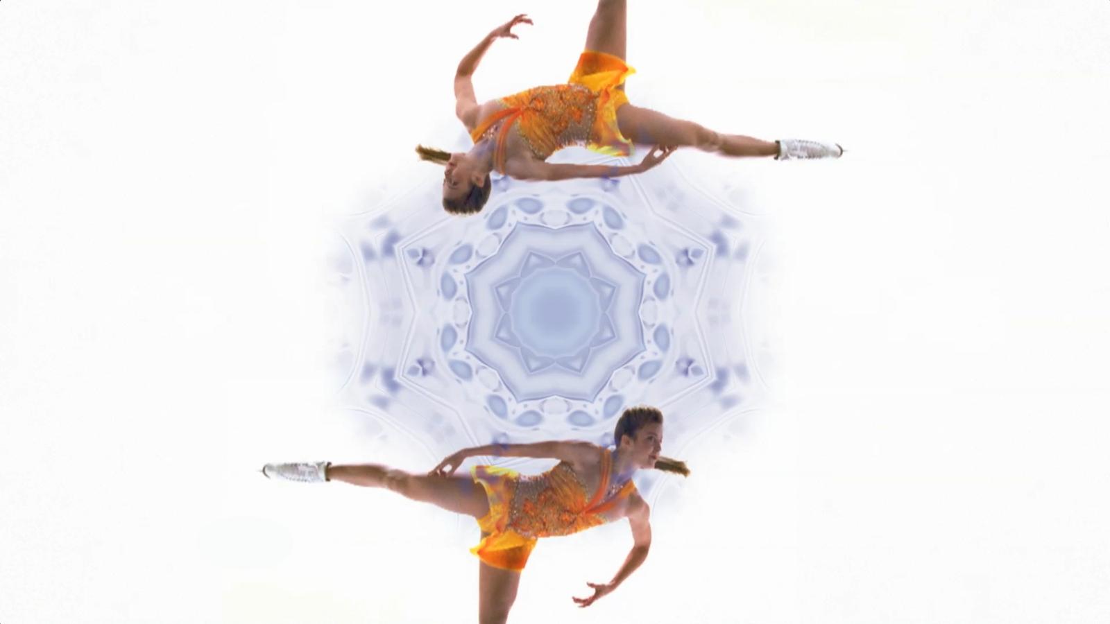 NBC Sports - US Figure Skating Championship - Artifact Design