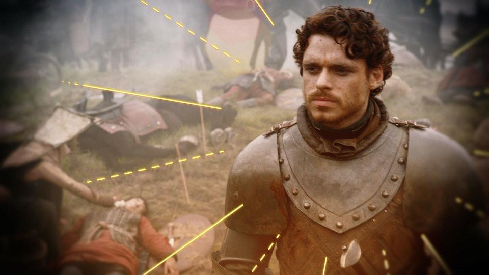 ARTIFACT(S) - HBO LATINO | STYLE FRAME
