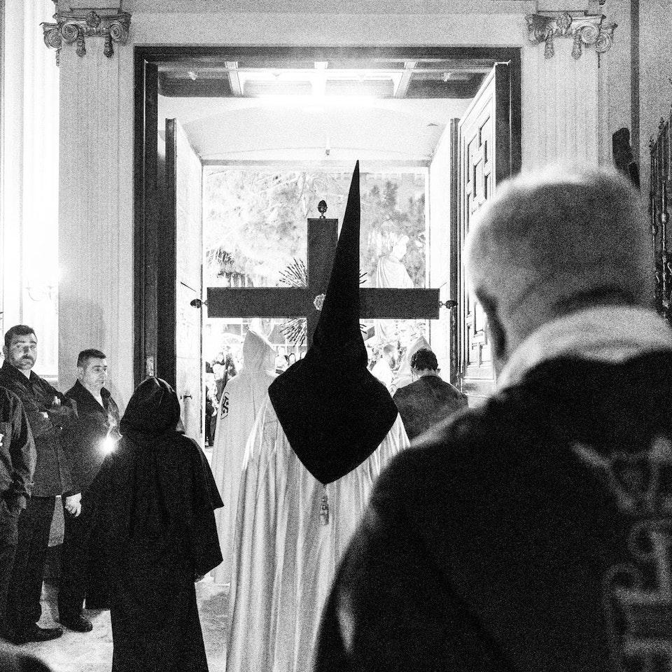 Procesión de la Hermandad de Jesús Nazareno