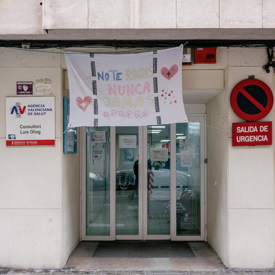 Esta Siempre con nosotros - Valencia - Covid-19