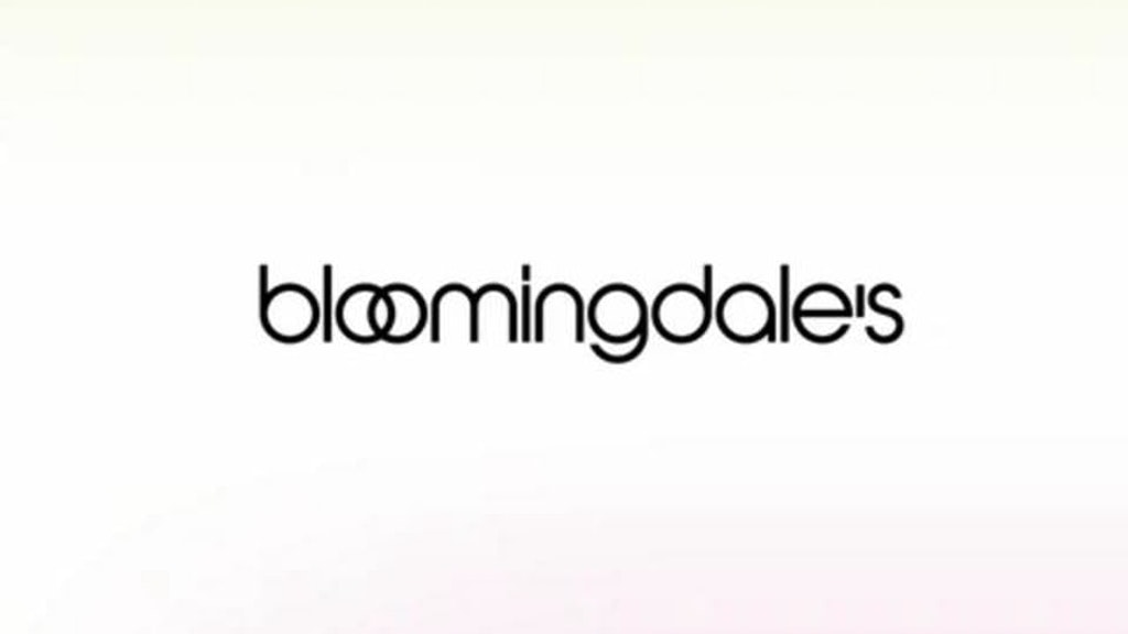 Bloomingdales Happy Merry Peace Love Holiday