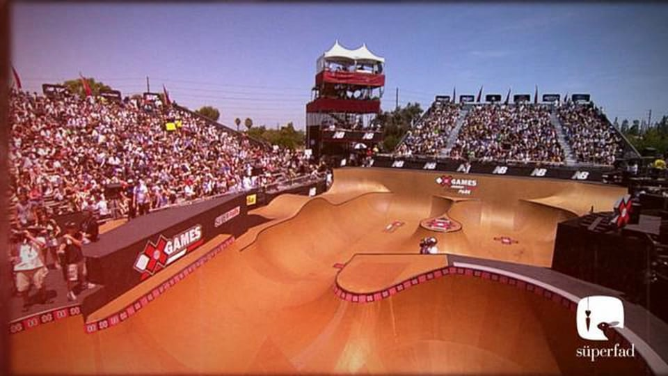 Summer X Games 2009 - Bigger Bang