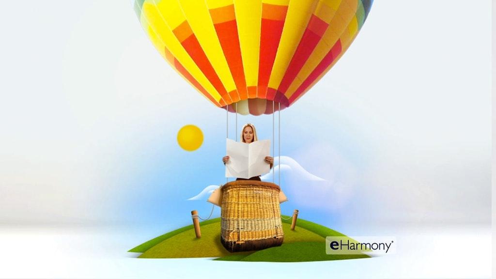 eHarmony Balloon