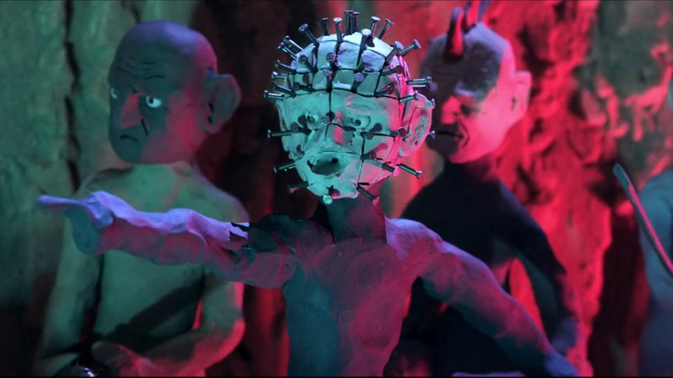 BUG Videos - The Evolution of Music Video - Tech Noir