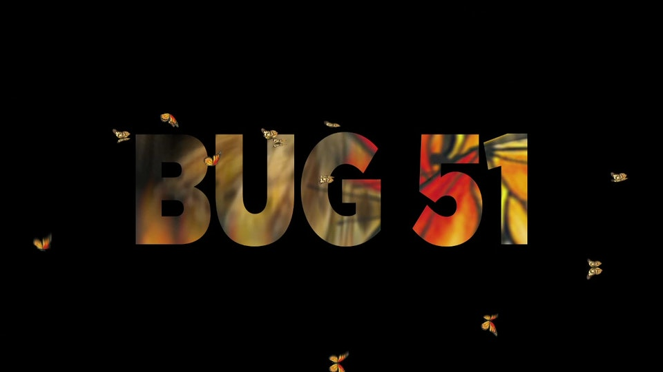BUG Videos - The Evolution of Music Video - Bug Ident 51