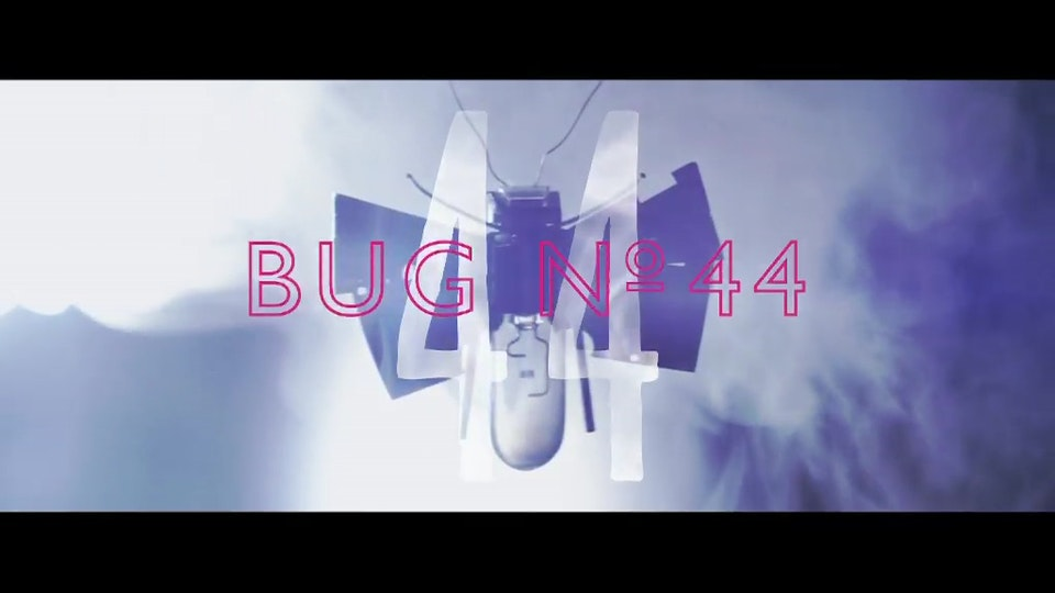 BUG Videos - The Evolution of Music Video - Bug Ident 44