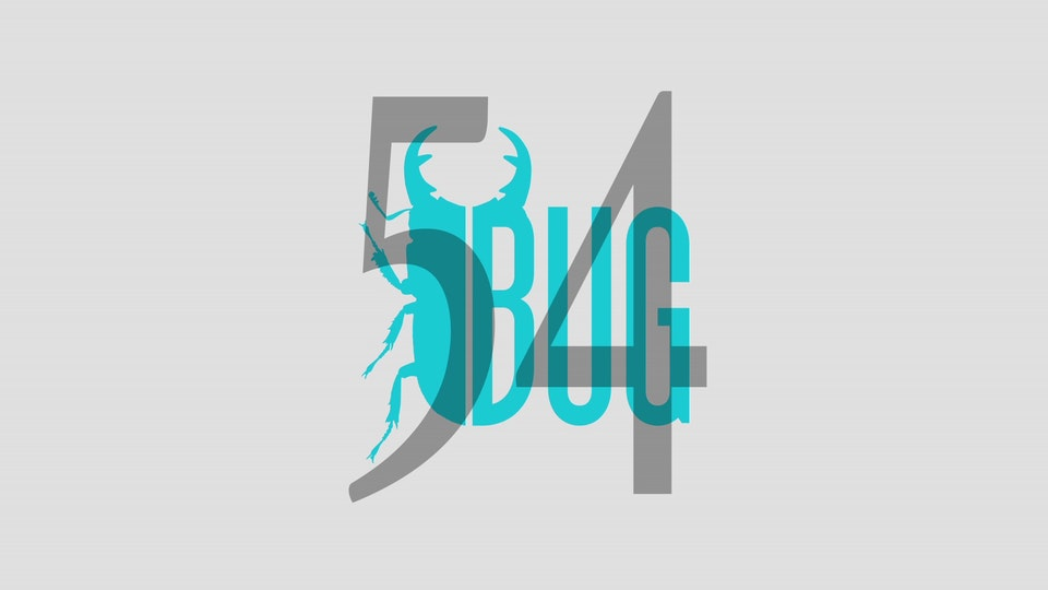 BUG Videos - The Evolution of Music Video - Bug Ident 54