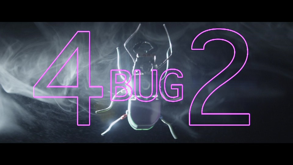 BUG Videos - The Evolution of Music Video - Bug Ident 42