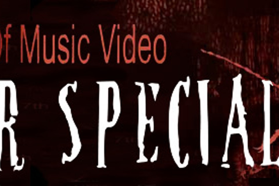 BUG Videos - The Evolution of Music Video - BUG: Halloween Special