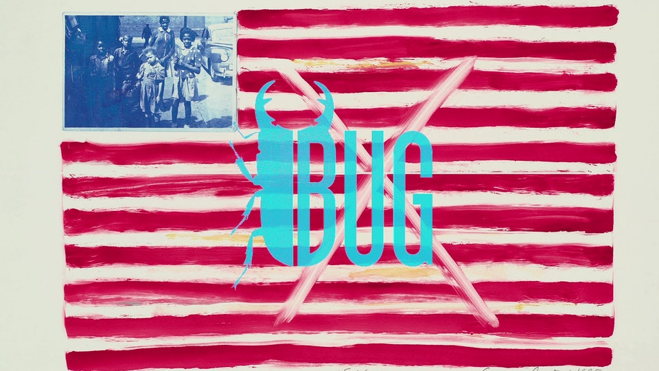 BUG Videos - The Evolution of Music Video - Bug American Dream Ident