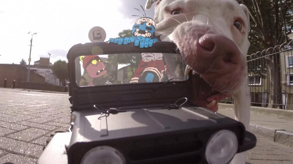 BUG Videos - The Evolution of Music Video - Amaro & Walden's Joyride