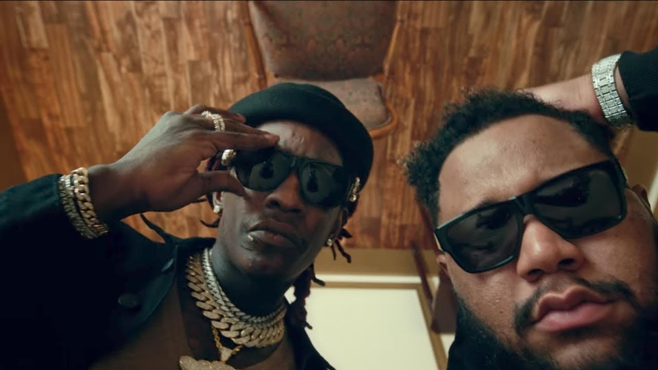 """BUG Videos - The Evolution of Music Video - Young Martha """"Homie"""" ft Meek Mill"""