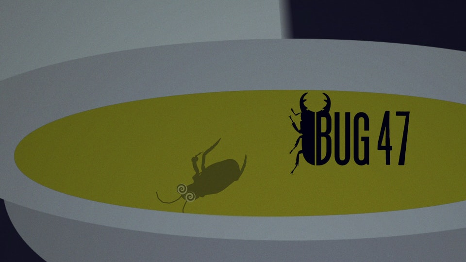 BUG Videos - The Evolution of Music Video - Bug Ident 47