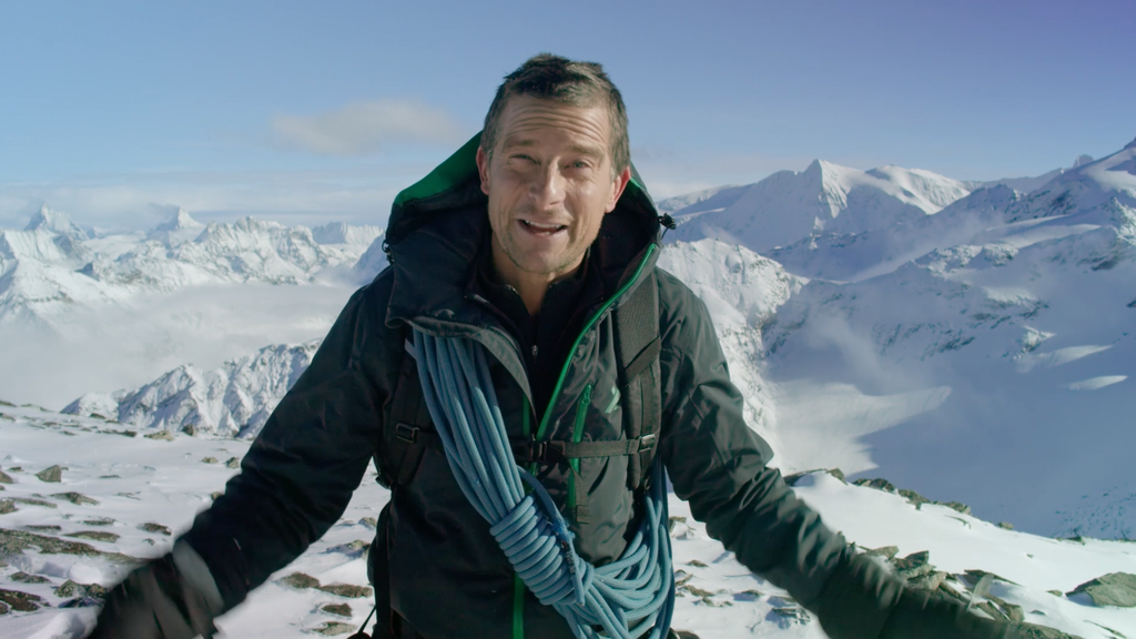Bear Grylls - Hostile Planet