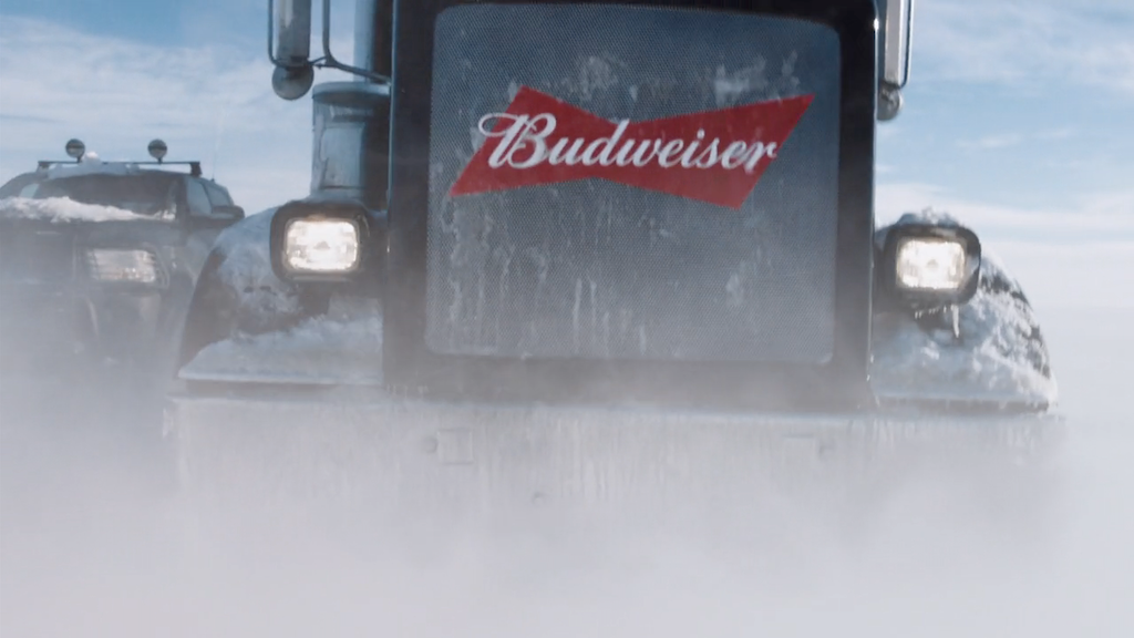 Budweiser Arctic Road