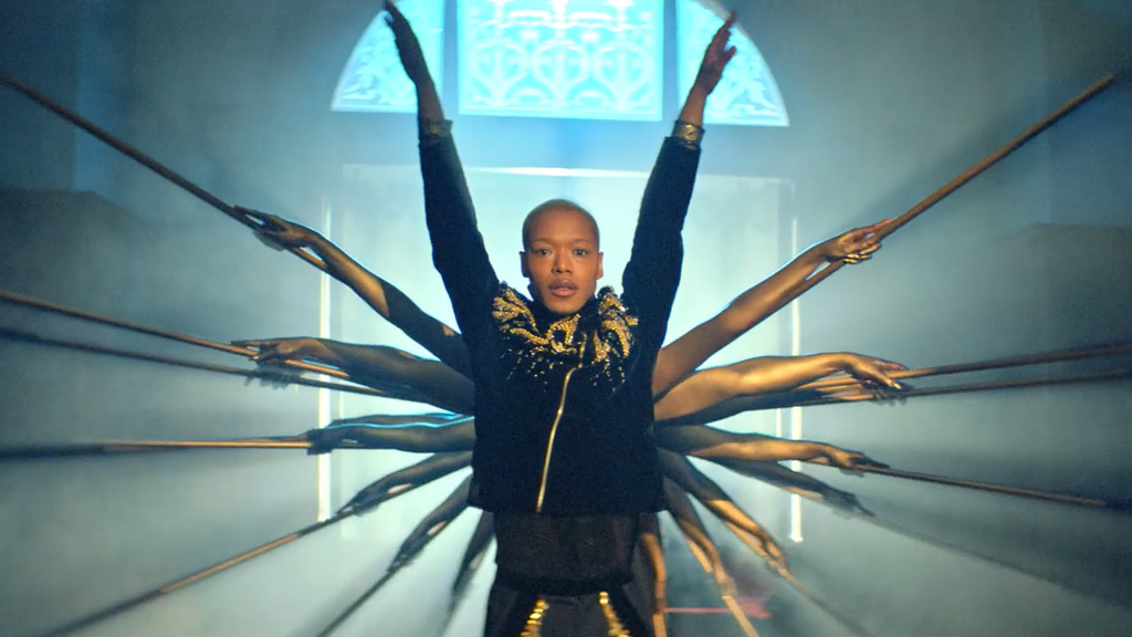 Jeana directs new sumptuous spot for Scottish Leader featuring Nakhane