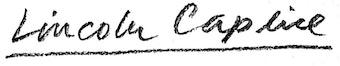 Lincoln Caplice - Director