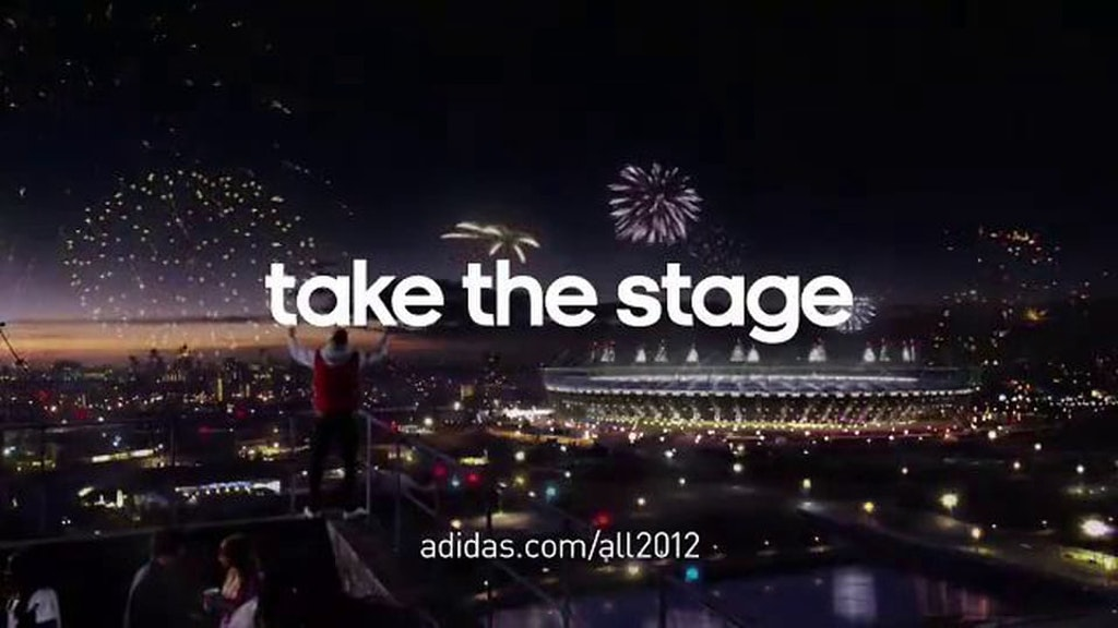 Adidas - Take The Stage