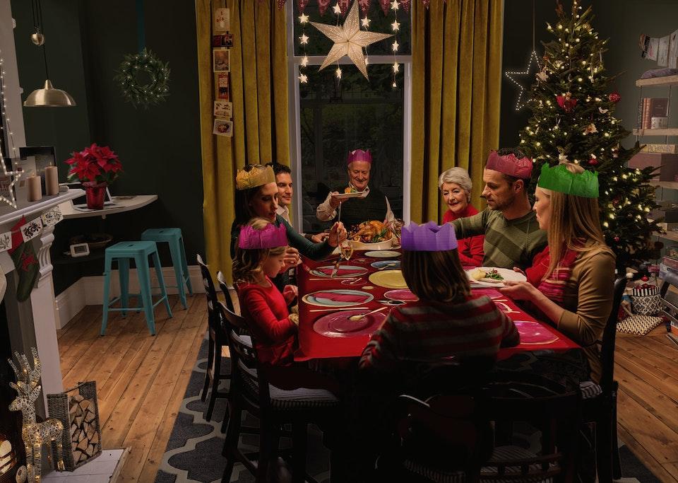 family dinner v8 -