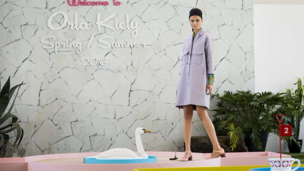 Orla Kiely SS16 Presentation Film - Crazy Golf