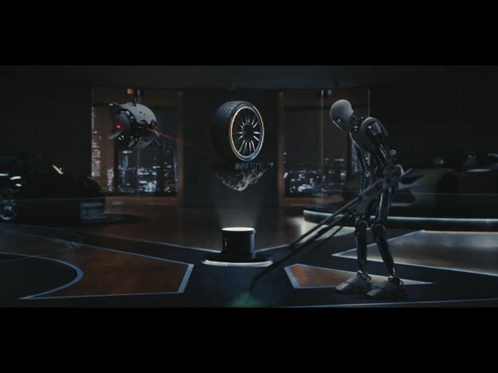Pirelli Tyres - P Zero Connesso