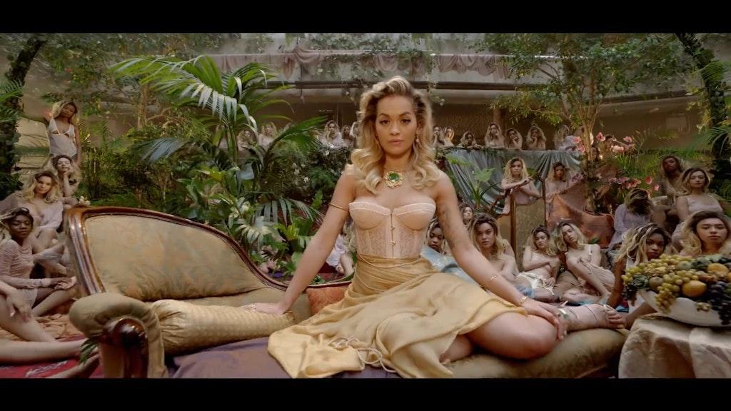 Rita Ora - Girls ft. Cardi B, Bebe Rexha & Charli XCX