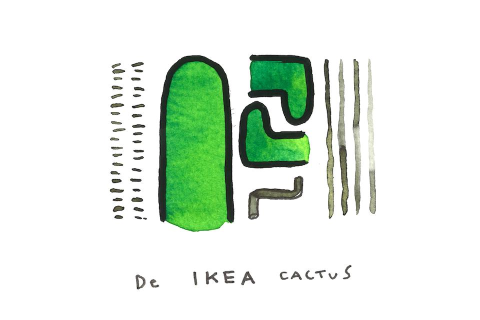 ikeacactus