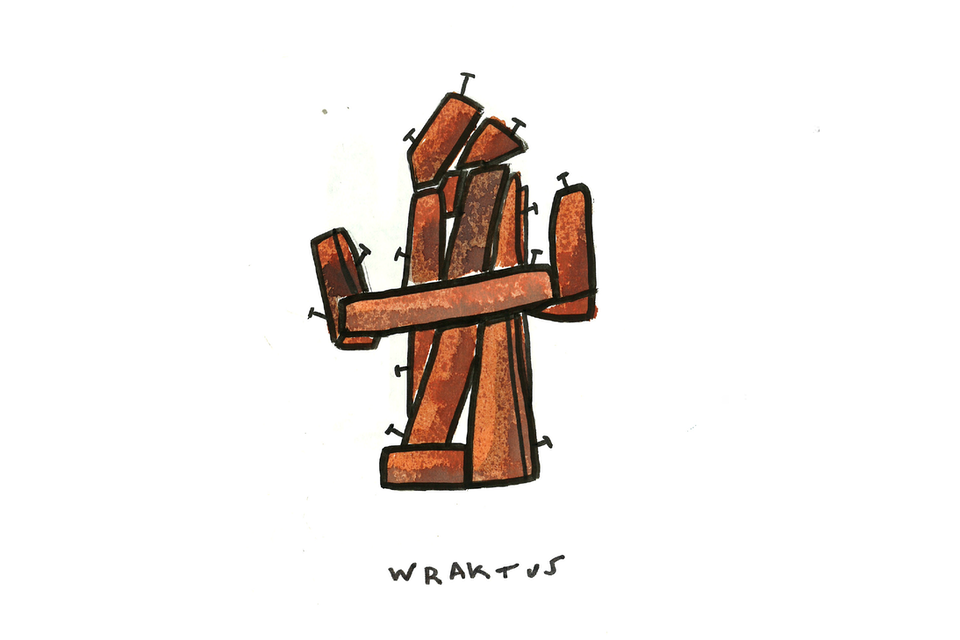 wraktus