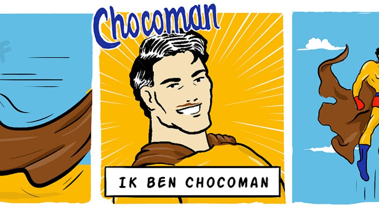 Chocomel - Chocoman