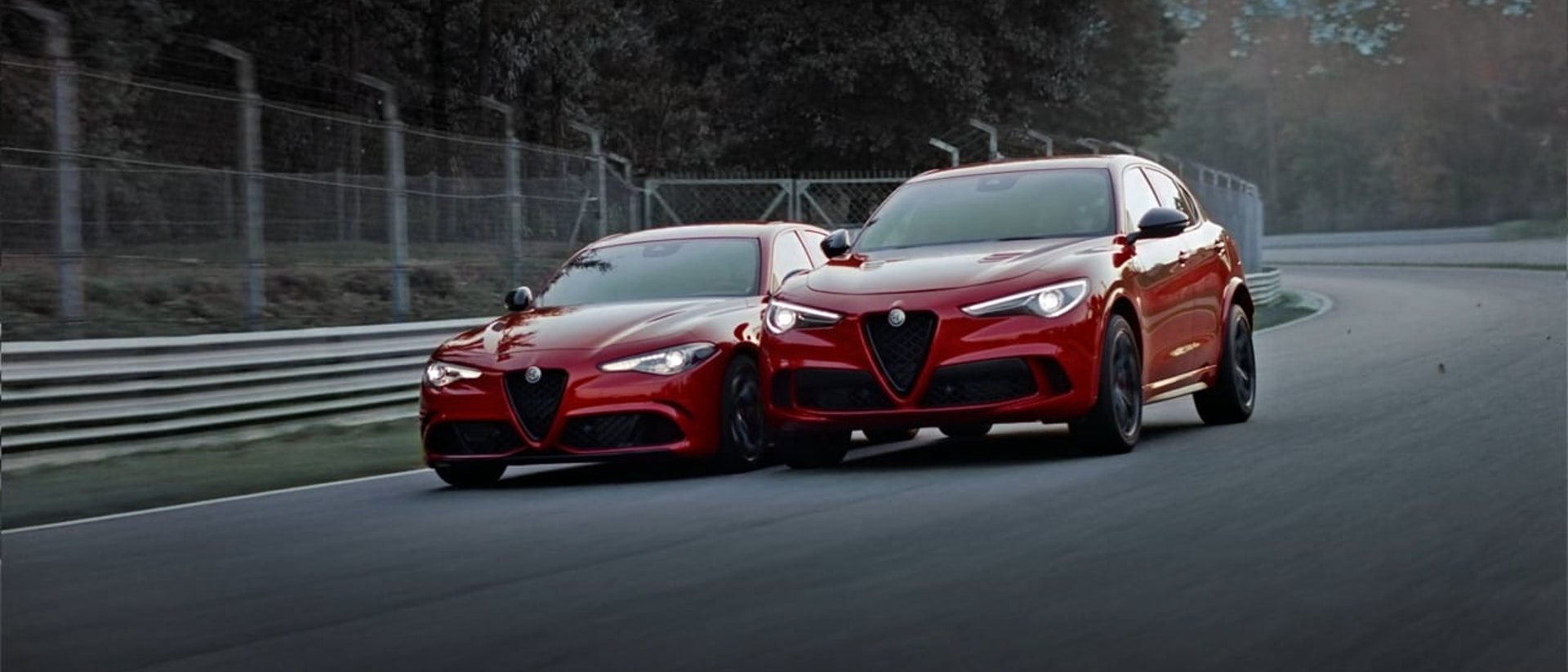 Alfa Romeo // Wicked Game