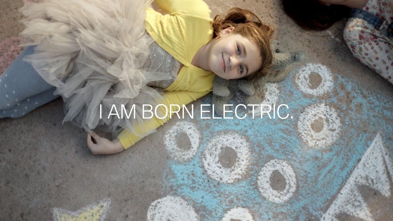 BMW i3 // Born Electirc
