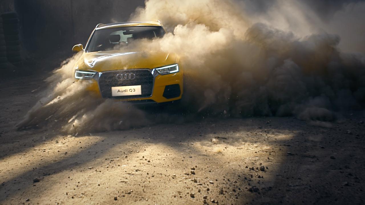 Audi Q // New World