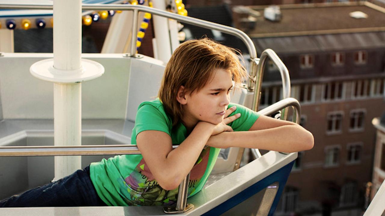 Louis The Ferris Wheel Kid by Tara Fallaux - C Tara Fallaux