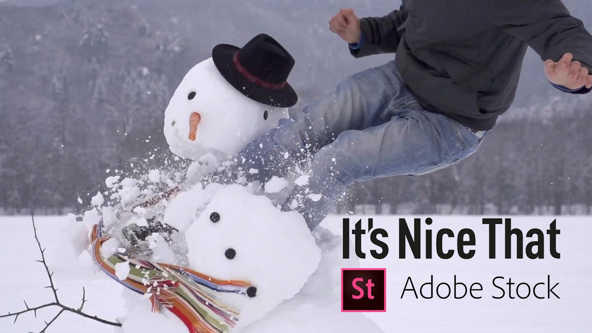 Adobe Stock: The Ultimate Christmas Advert