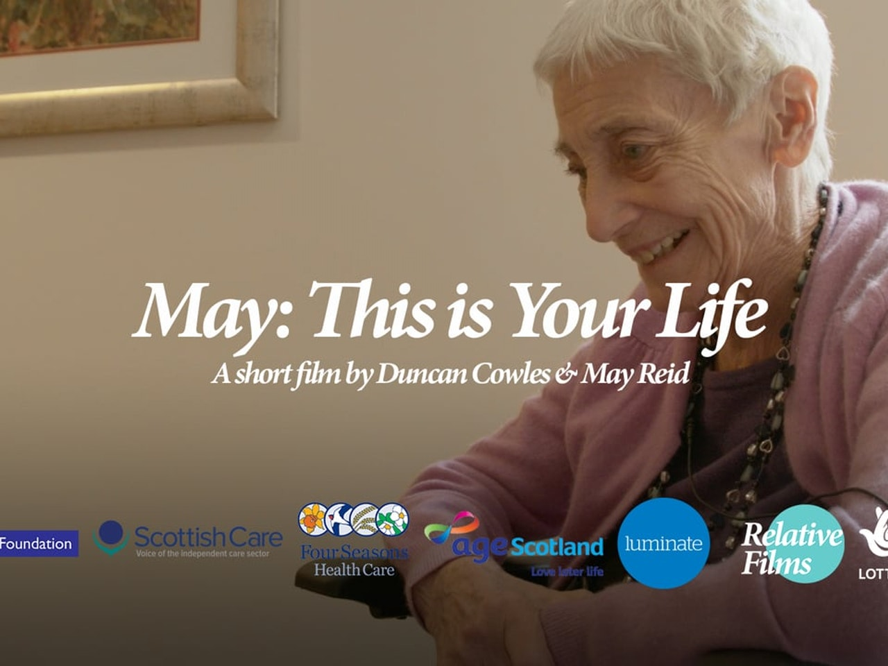 May: This is Your Life (subtitles: on/off)