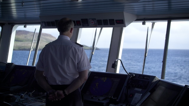All Aboard - Captain Scott