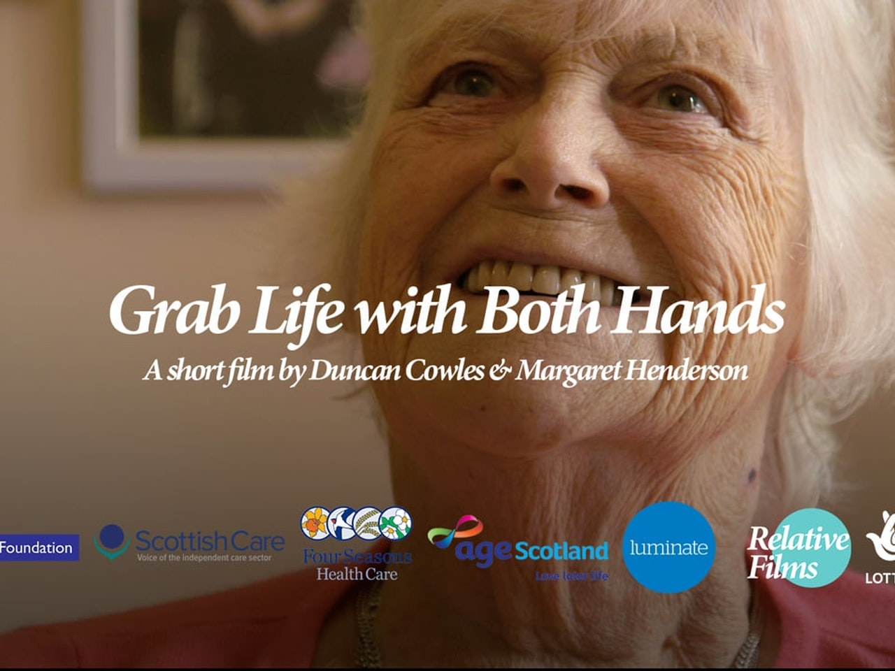 Grab Life with Both Hands (subtitles: on/off)