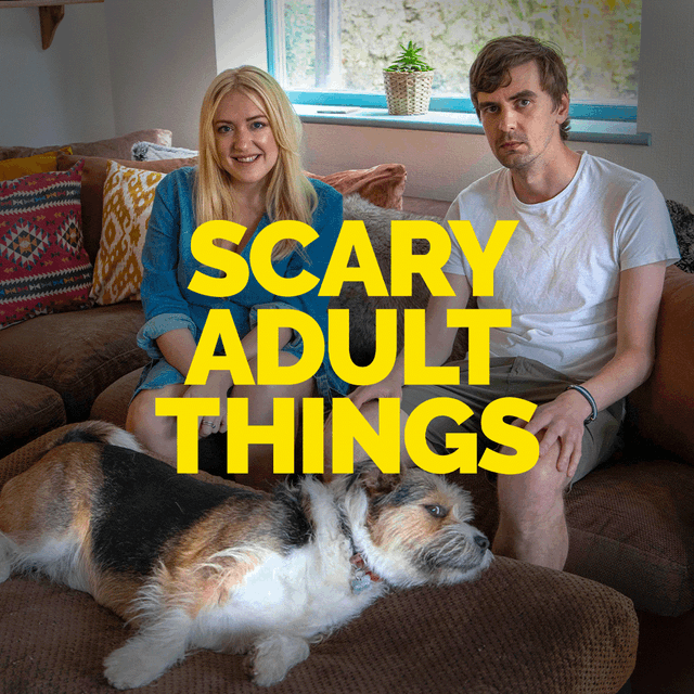 Scary Adult Things - Duncan Cowles