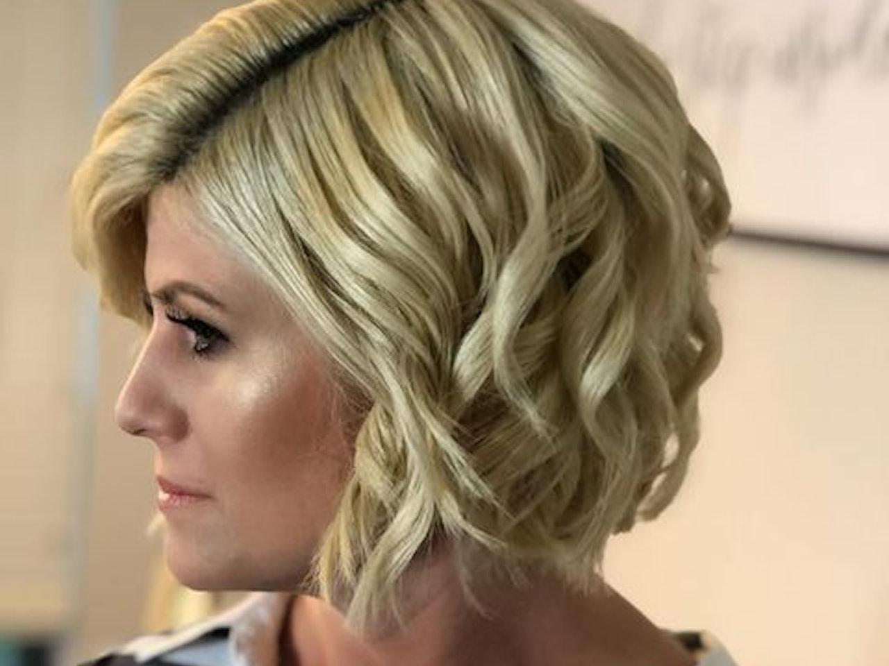 Special Event Hair Design