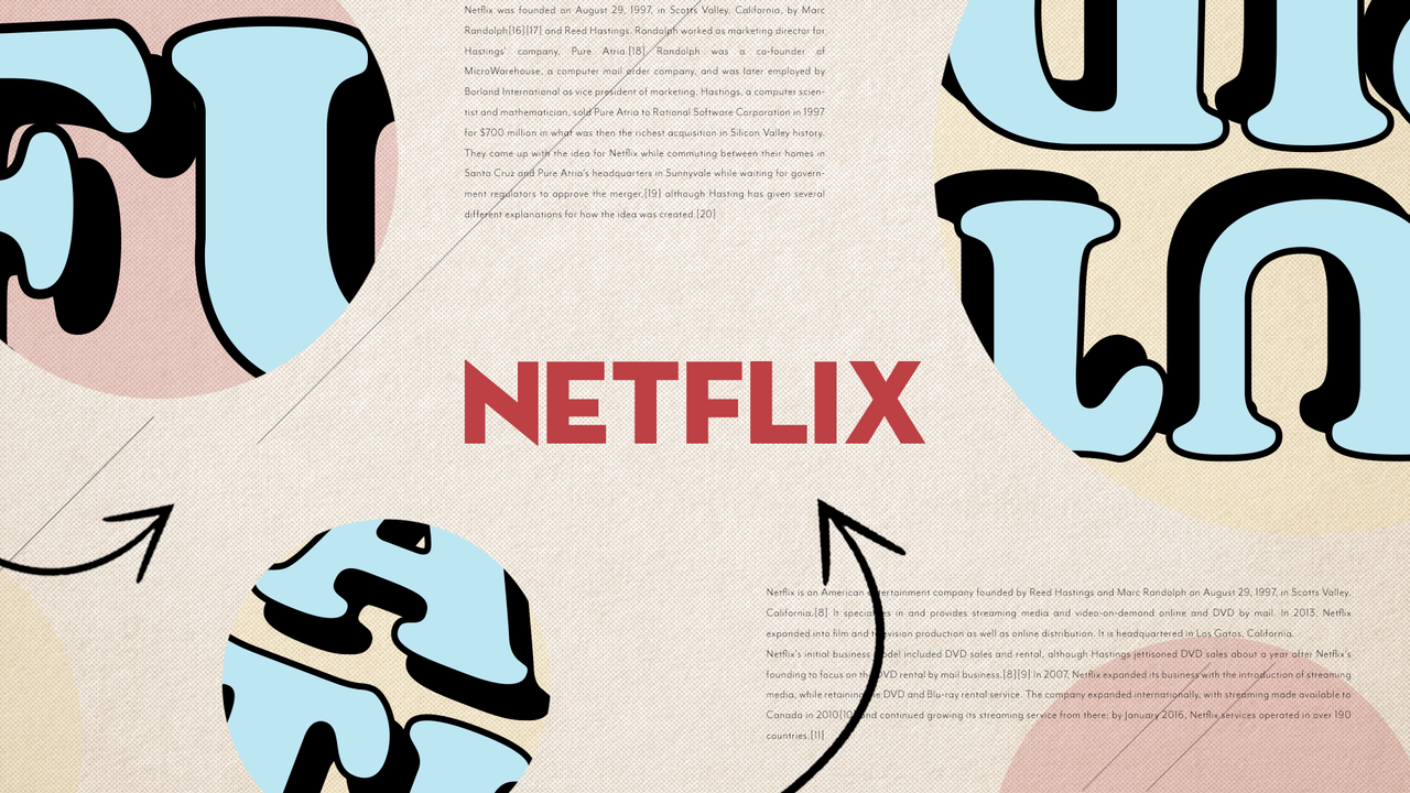 NETFLIX - A Futile and Stupid Gesture -